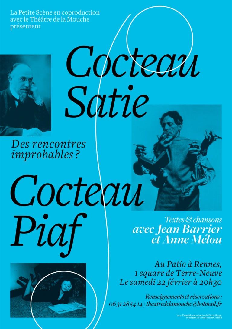 Cyril Barrier Le Théâtre de la Mouche