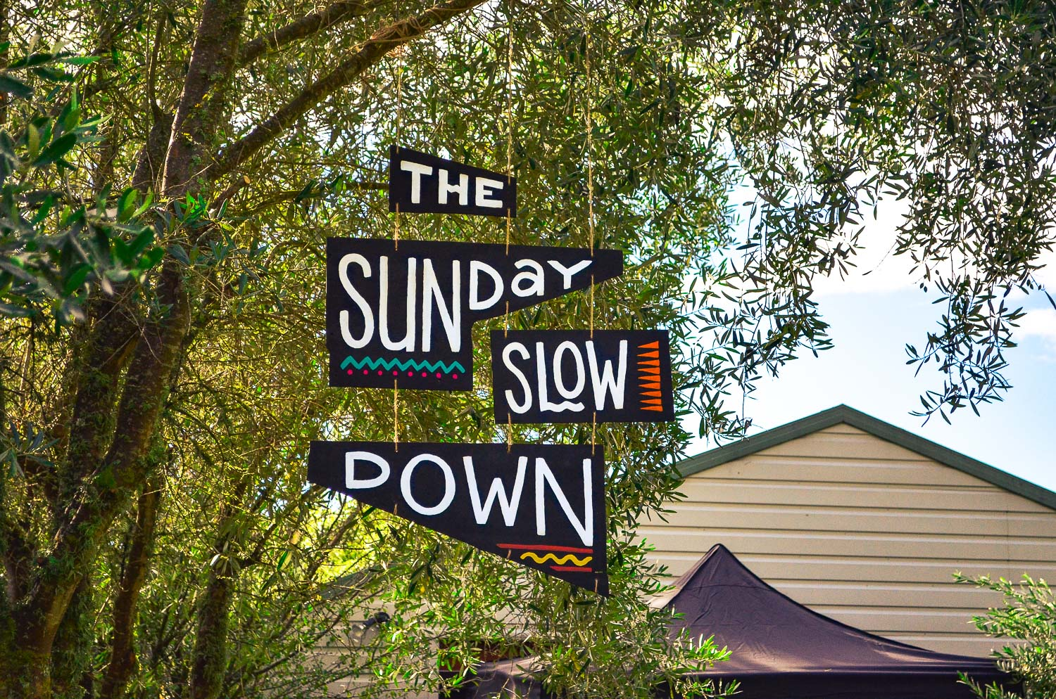 Cyril Barrier The Sunday Slow Down